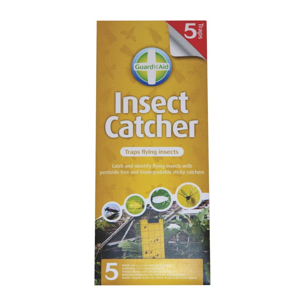 GuardnAid Insect Catcher CDU - 12 Packs