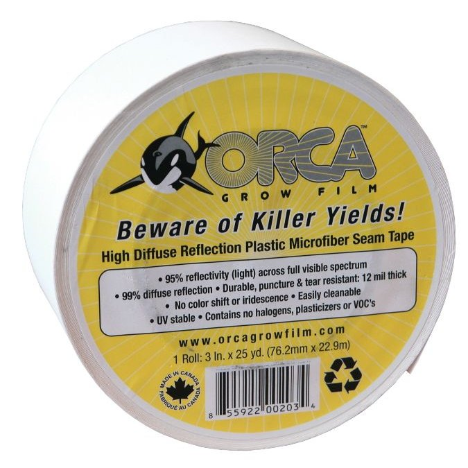ORCA Seam Tape - 76mm x 22.8m (3 inch x 75ft)